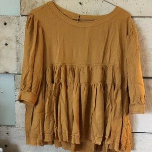 Tops - Baby Doll Top